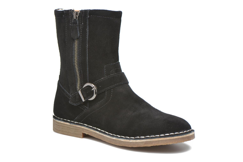 Bottines et boots Esprit Koa Buckle Noir vue détail/paire