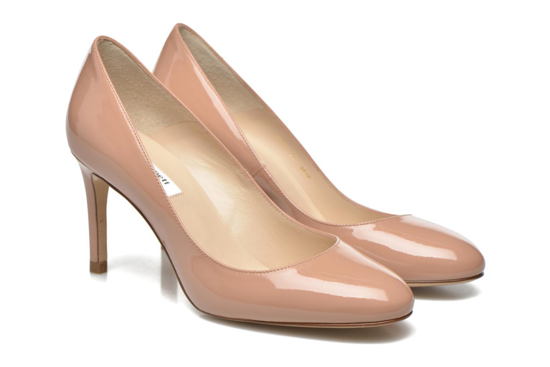 Zapatos de tacón L.K. Bennett Sasha Beige vista 3/4