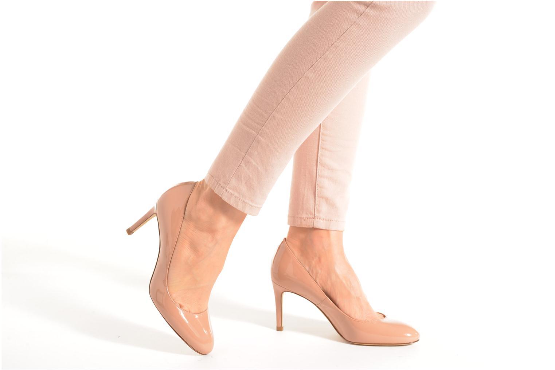 Zapatos de tacón L.K. Bennett Sasha Beige vista de abajo