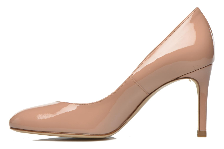 Zapatos de tacón L.K. Bennett Sasha Beige vista de frente