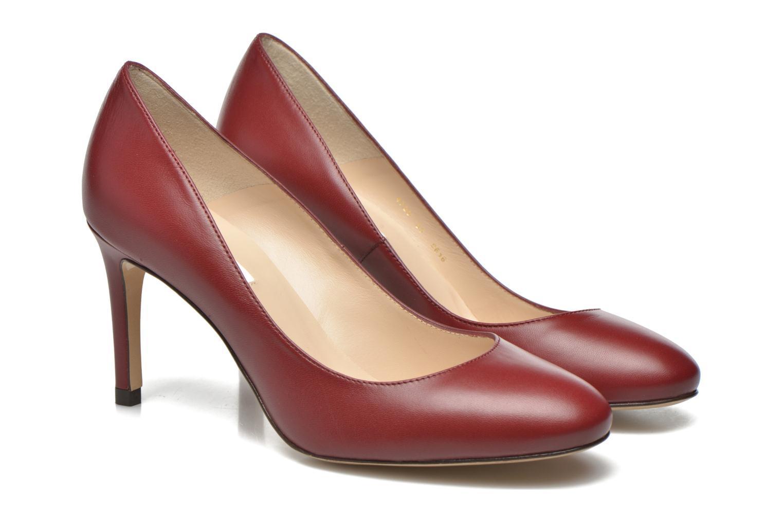 High heels L.K. Bennett Sasha Red 3/4 view