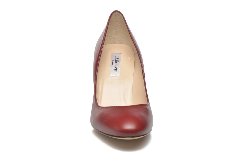 High heels L.K. Bennett Sasha Red model view
