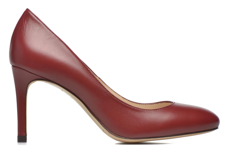 High heels L.K. Bennett Sasha Red back view