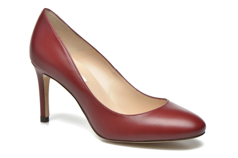 High heels L.K. Bennett Sasha Red detailed view/ Pair view