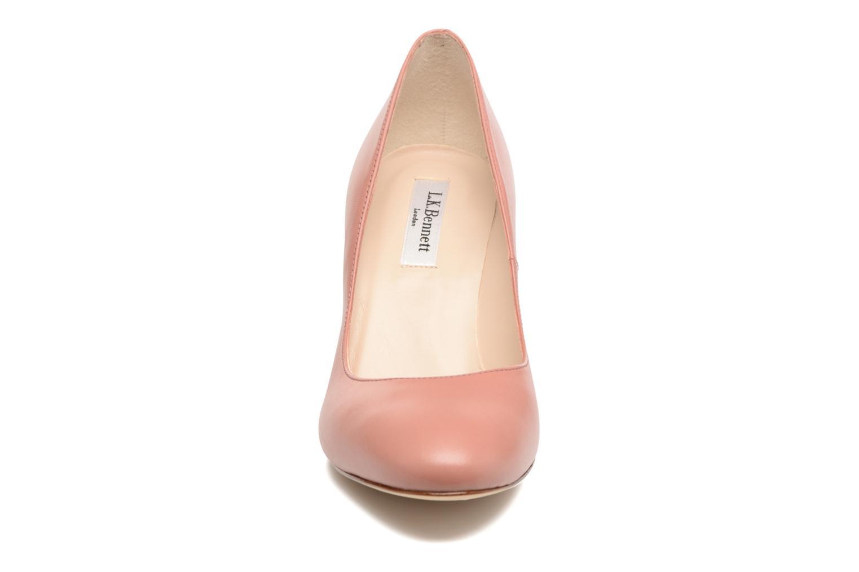 Høje hæle L.K. Bennett Sasha Pink se skoene på