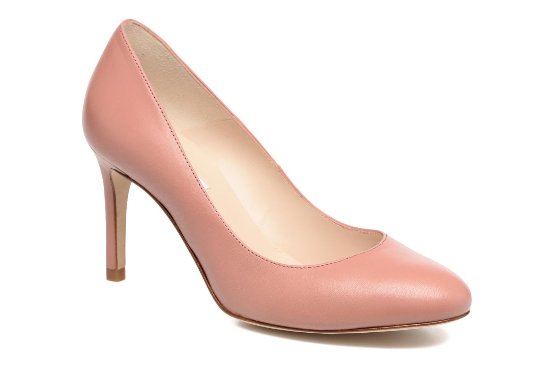 Høje hæle L.K. Bennett Sasha Pink detaljeret billede af skoene