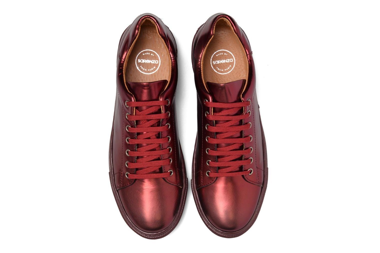 Sneaker Made by SARENZA Sugar Shoegar #8 rot schuhe getragen
