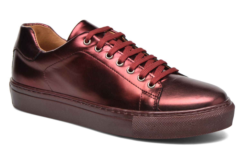 Sneaker Made by SARENZA Sugar Shoegar #8 rot ansicht von rechts