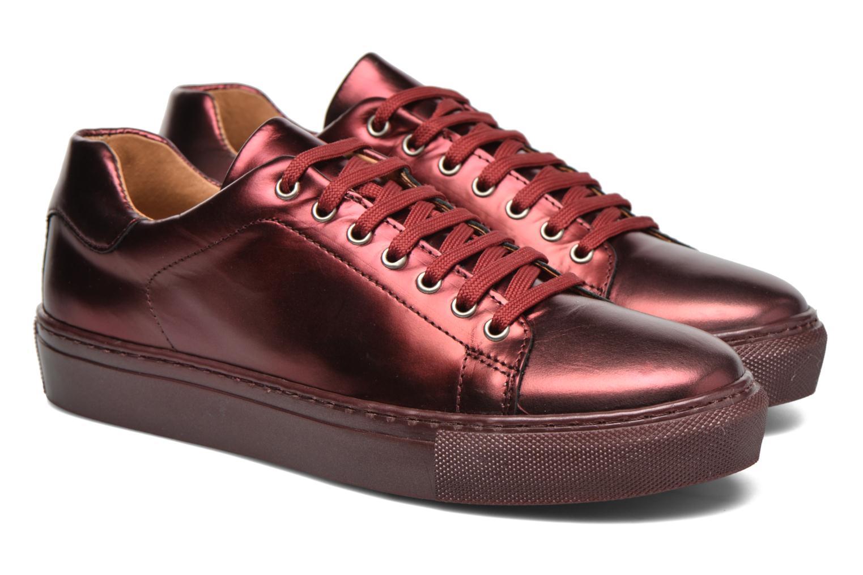 Sneaker Made by SARENZA Sugar Shoegar #8 rot ansicht von hinten
