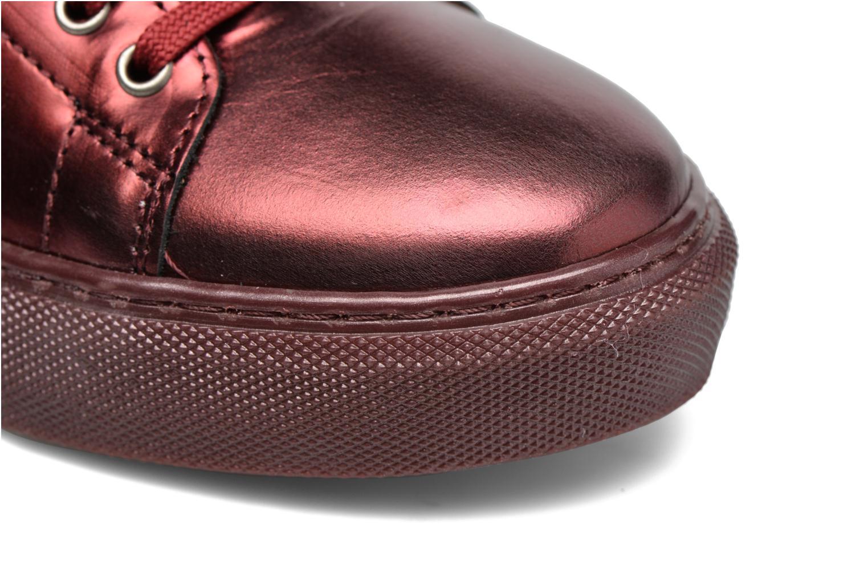 Sneaker Made by SARENZA Sugar Shoegar #8 rot ansicht von links