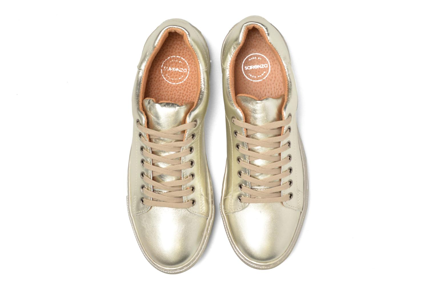 Trainers Made by SARENZA Sugar Shoegar #8 Silver model view