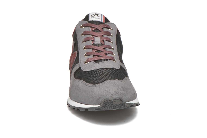 Baskets Mascaret Wolf forza 7 Noir vue portées chaussures