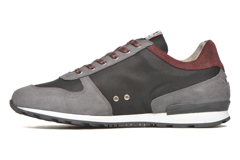 Sneaker Mascaret Wolf forza 7 schwarz ansicht von vorne