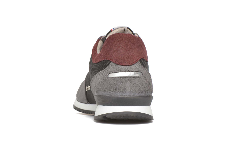 Sneaker Mascaret Wolf forza 7 schwarz ansicht von rechts