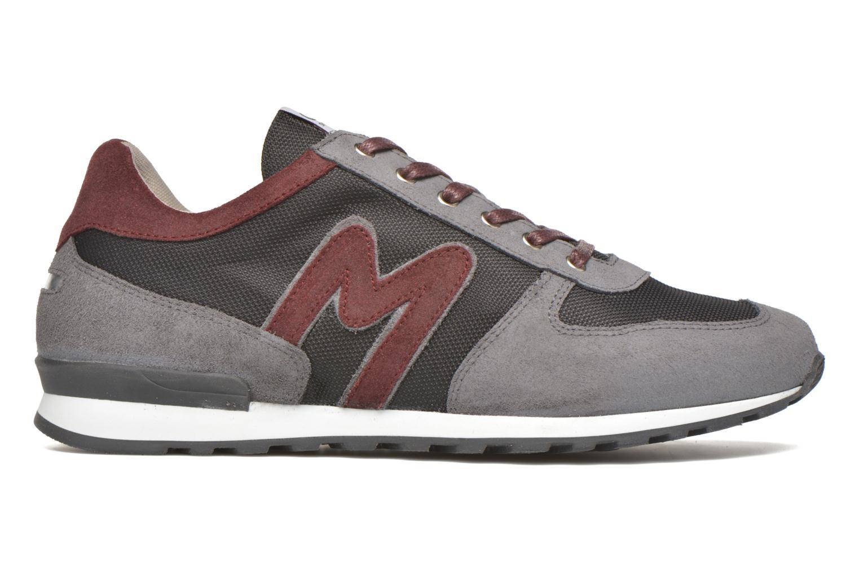Sneaker Mascaret Wolf forza 7 schwarz ansicht von hinten