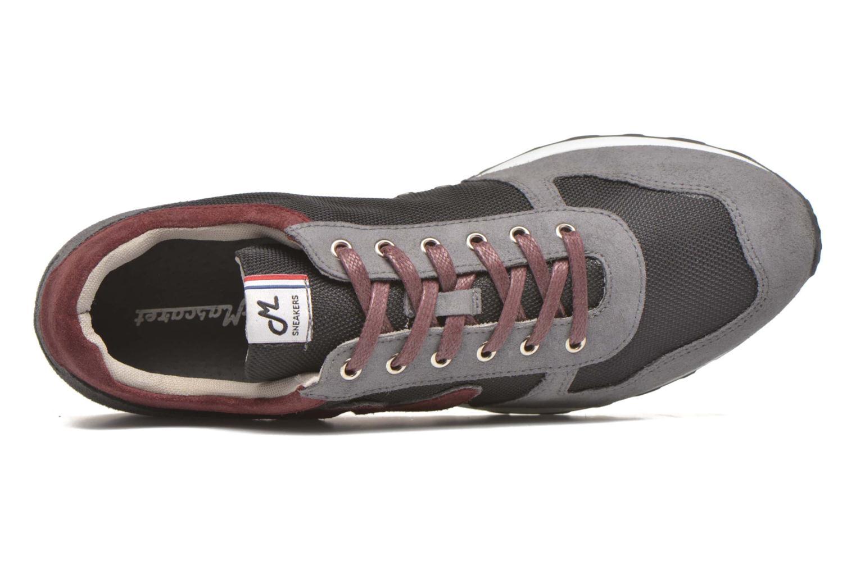 Sneaker Mascaret Wolf forza 7 schwarz ansicht von links