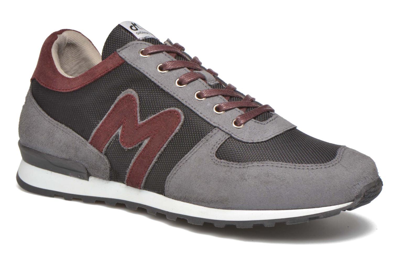 Sneaker Mascaret Wolf forza 7 schwarz detaillierte ansicht/modell