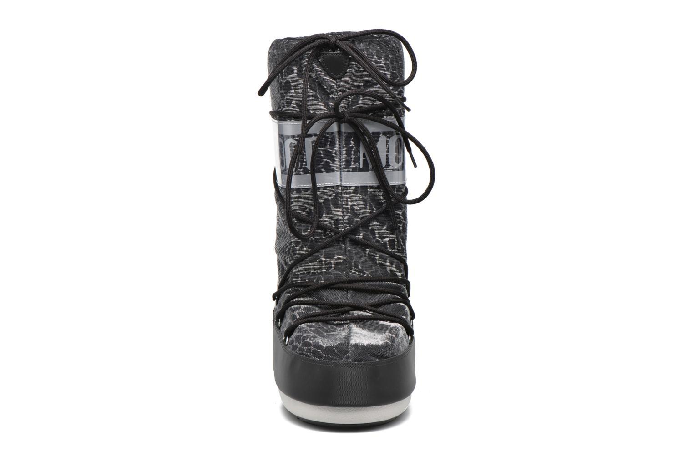 Chaussures de sport Moon Boot Sunset Noir vue portées chaussures