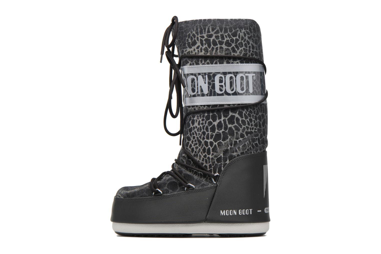 Chaussures de sport Moon Boot Sunset Noir vue face
