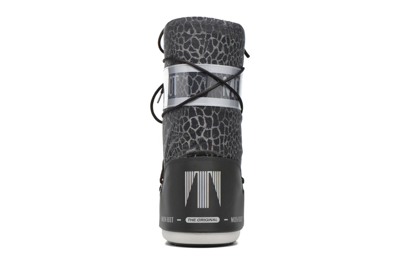 Chaussures de sport Moon Boot Sunset Noir vue droite