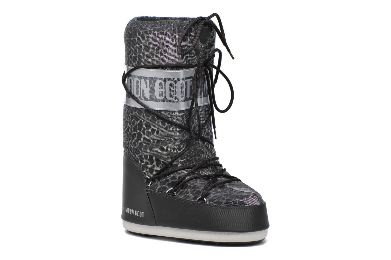 Chaussures de sport Moon Boot Sunset Noir vue détail/paire