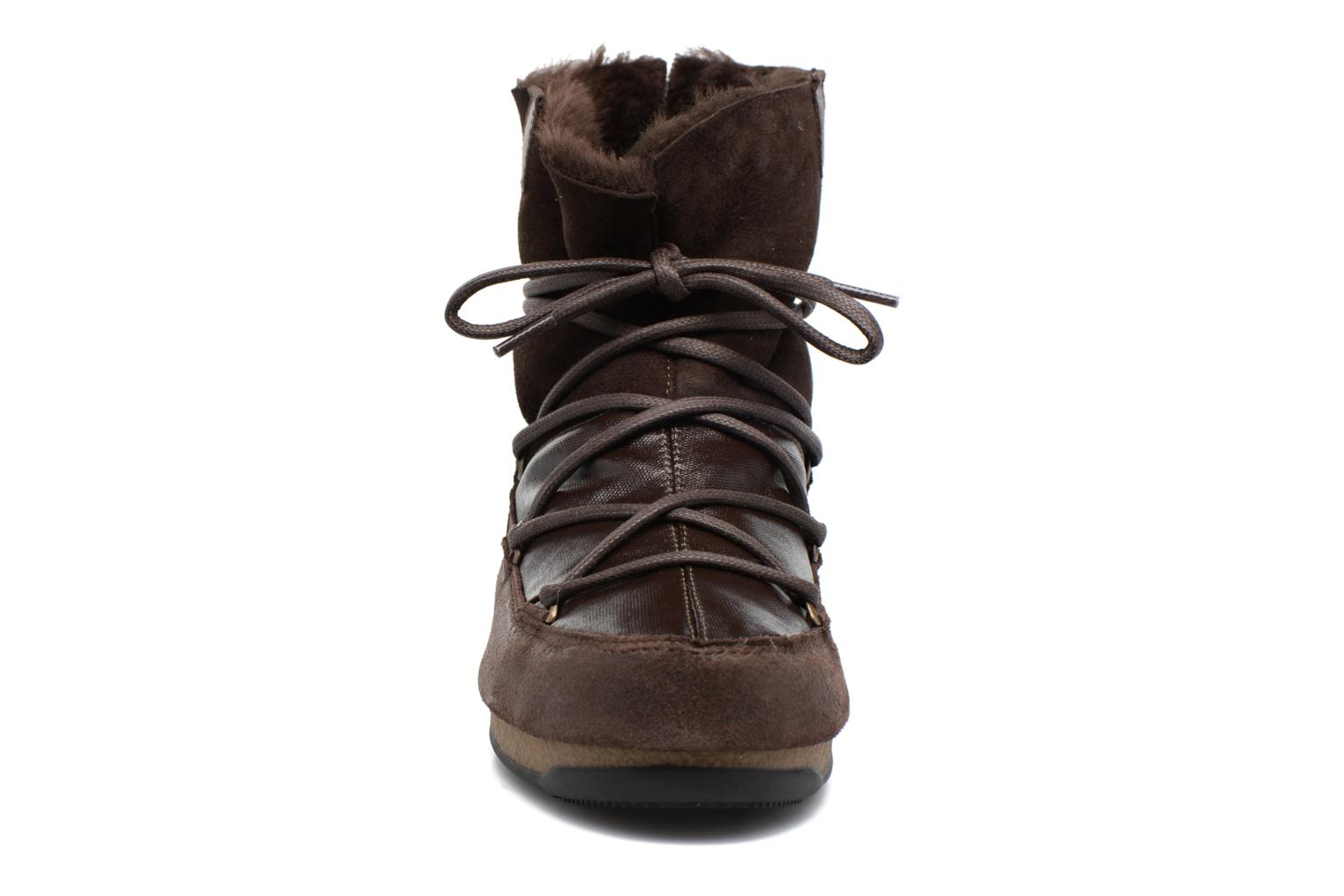 Sport shoes Moon Boot Low Mix Brown model view