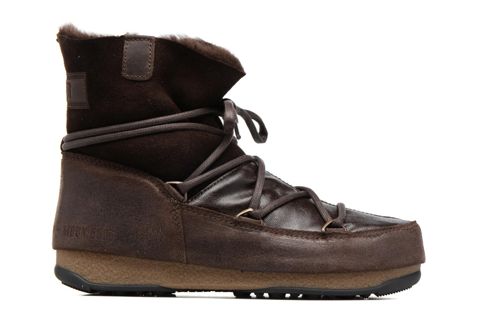 Sport shoes Moon Boot Low Mix Brown back view