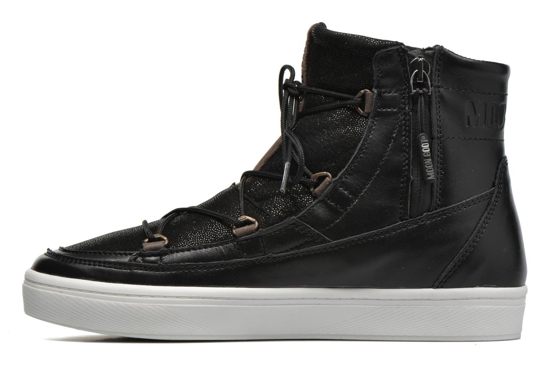 Chaussures de sport Moon Boot Vega Lux Noir vue face