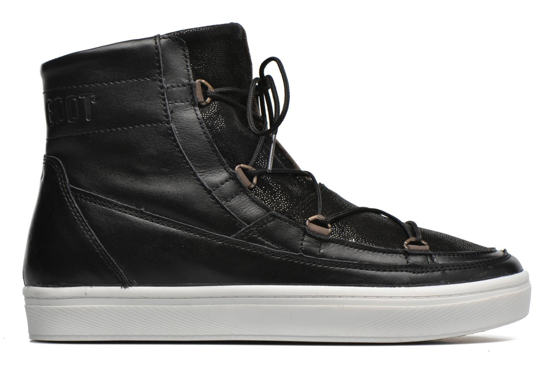 Chaussures de sport Moon Boot Vega Lux Noir vue derrière