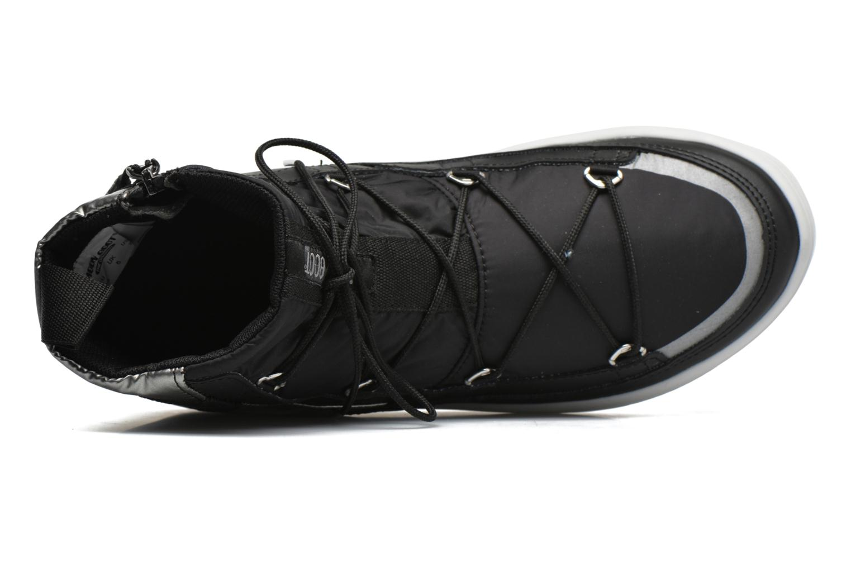 Chaussures de sport Moon Boot Vega Noir vue gauche