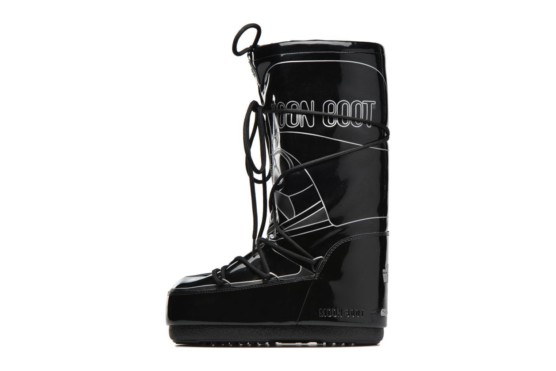 Stiefel Moon Boot Moon Boot Star wars Darth Vader schwarz ansicht von vorne