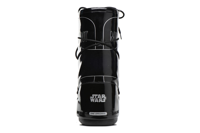 Stiefel Moon Boot Moon Boot Star wars Darth Vader schwarz ansicht von rechts