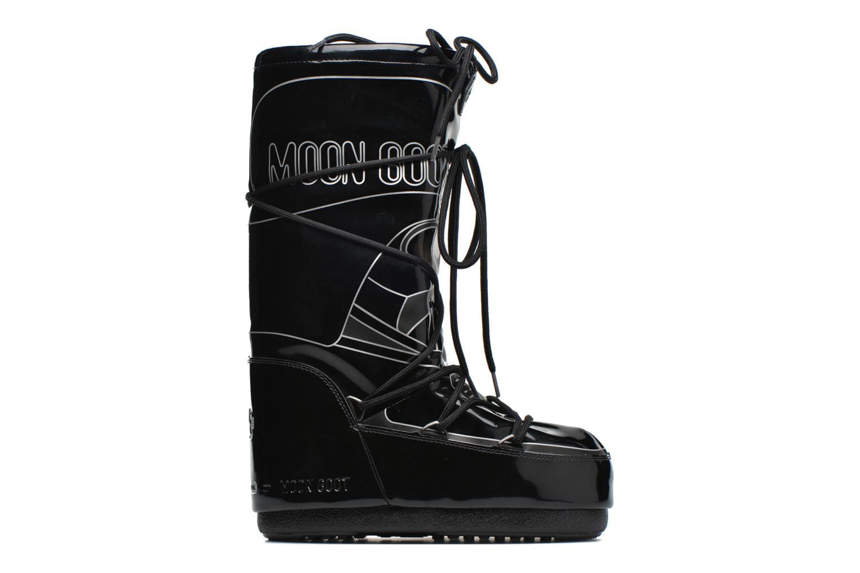 Stiefel Moon Boot Moon Boot Star wars Darth Vader schwarz ansicht von hinten