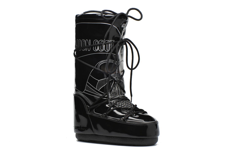 Stiefel Moon Boot Moon Boot Star wars Darth Vader schwarz detaillierte ansicht/modell