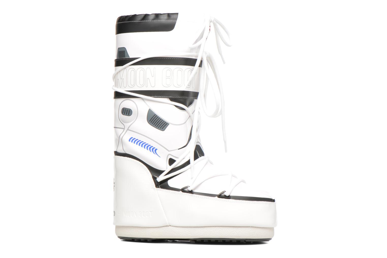 Stivali Moon Boot Moon Boot Star wars Stormtrooper Bianco immagine posteriore