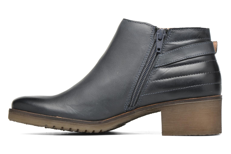 Stiefeletten & Boots Kickers Millcut blau ansicht von vorne