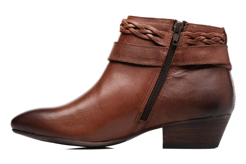 Bottines et boots Kickers Westboots Marron vue face