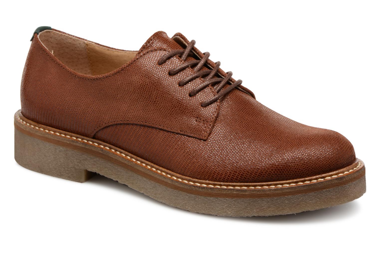 Grandes descuentos últimos zapatos Kickers Oxfork (Marrón) - Zapatos con cordones Descuento