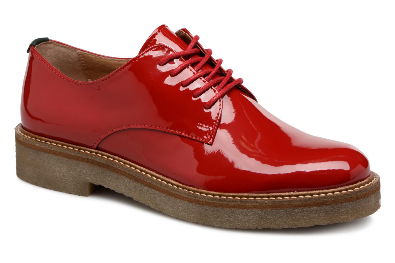 Grandes descuentos últimos zapatos Kickers Oxfork (Rojo) - Zapatos con cordones Descuento