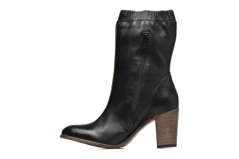 Bottines et boots Kickers Dailystic Noir vue face