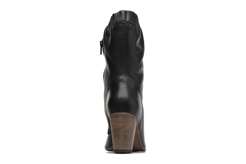 Bottines et boots Kickers Dailystic Noir vue droite
