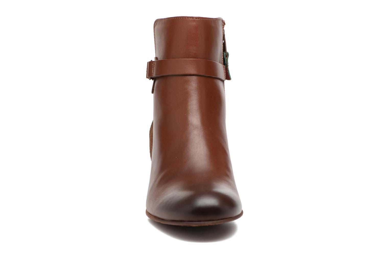 Bottines et boots Kickers Seeboots Marron vue portées chaussures
