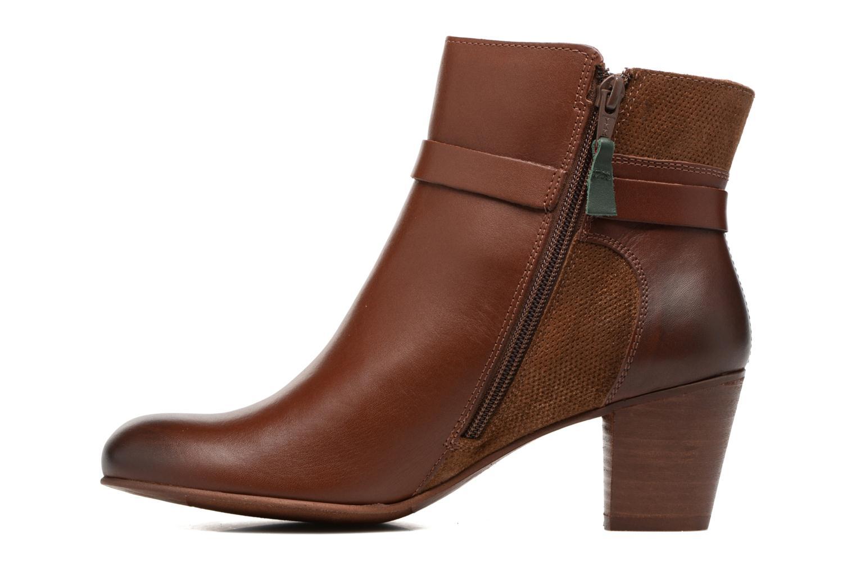 Bottines et boots Kickers Seeboots Marron vue face