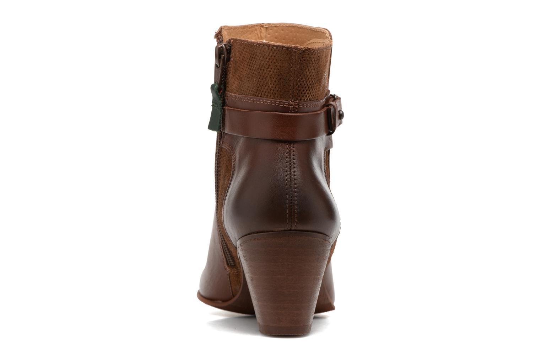 Bottines et boots Kickers Seeboots Marron vue droite