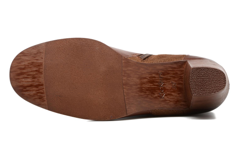 Bottines et boots Kickers Seeboots Marron vue haut
