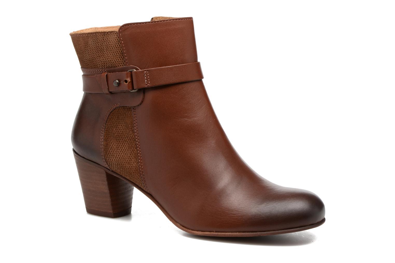 Bottines et boots Kickers Seeboots Marron vue détail/paire