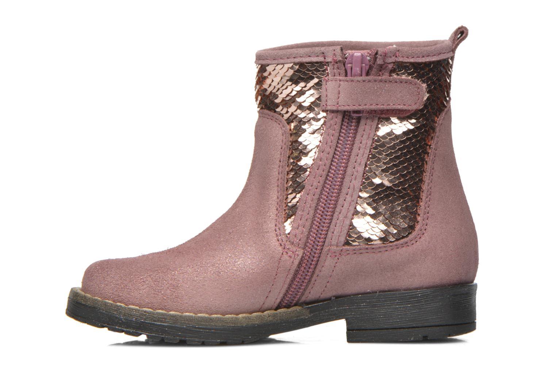 Stiefeletten & Boots Acebo's Botina rosa ansicht von vorne