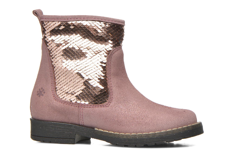 Stiefeletten & Boots Acebo's Botina rosa ansicht von hinten
