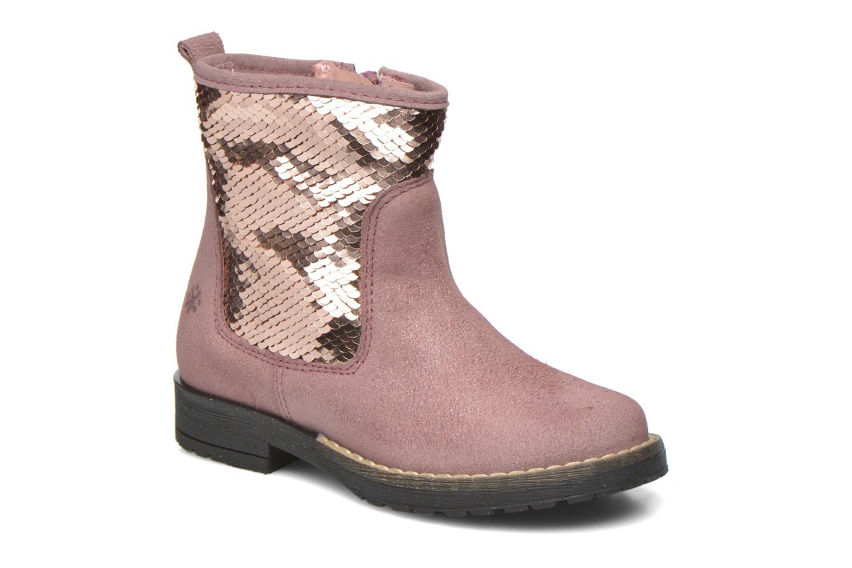 Stiefeletten & Boots Acebo's Botina rosa detaillierte ansicht/modell