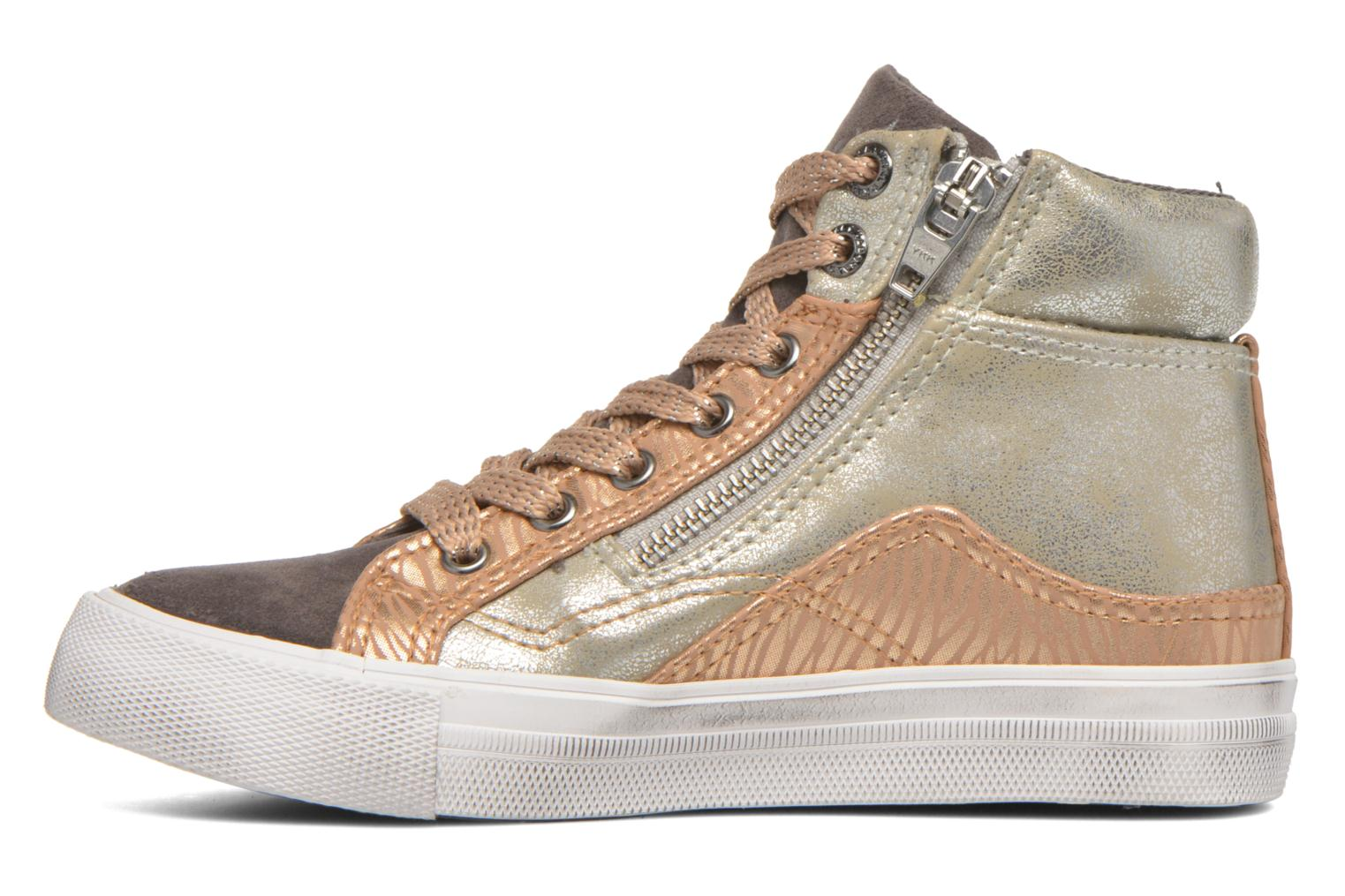 Sneakers Kaporal Amelony Grigio immagine frontale